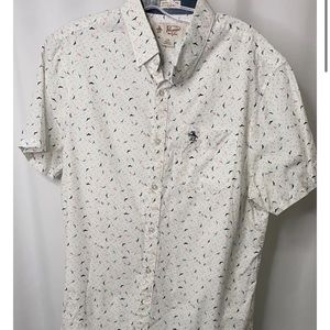 🌹2 for $45  Original Penguin Dress Shirt (L)